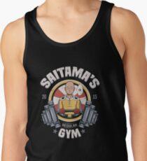Saitama's Gym Tank Top