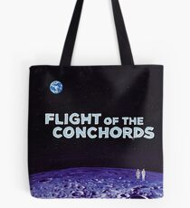 Flight of the Conchords - The Distant Future Tote Bag