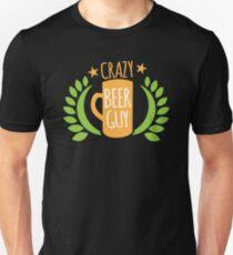 Crazy Beer Guy T-Shirt