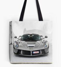 Ferrari LaFerrari in Grey Tote Bag