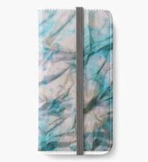 crumpled silk iPhone Wallet/Case/Skin