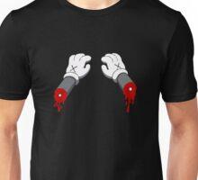 Cut Your Hand Unisex T-Shirt
