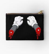 Cut Your Hand Studio Pouch