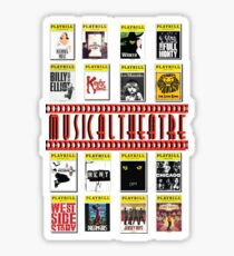 Musical Theatre! Sticker