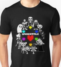 Undertale Memories T-Shirt