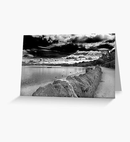 Tranquil Loch Greeting Card