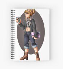 Cynthia Spiral Notebook
