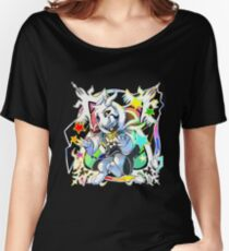 Undertale - Asriel Dreemurr Chibi Women's Relaxed Fit T-Shirt