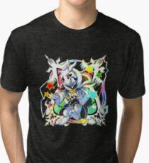 Undertale - Asriel Dreemurr Chibi Tri-blend T-Shirt