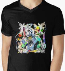 Undertale - Asriel Dreemurr Chibi Men's V-Neck T-Shirt