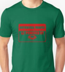 Horticulture therapist powered by T-Shirt