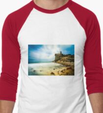 Atop the cliff, a tower T-Shirt