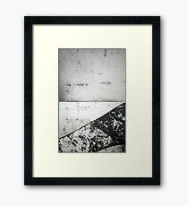 Way Over Yonder #5 Framed Print