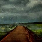 Walking into the Stars by RC deWinter