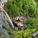 Cerveyrieu waterfall by Patrick Morand