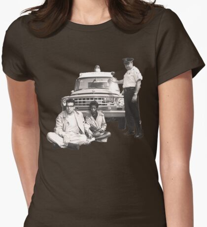 Bernie Sanders Civil Rights Protest 1963 tint T-Shirt