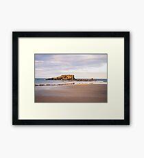 La Isla Framed Print