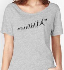 Jumpman evolution Women's Relaxed Fit T-Shirt