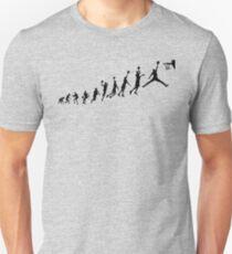 Jumpman evolution Unisex T-Shirt