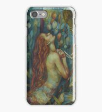 necklace of pearls iPhone Case/Skin