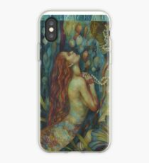 necklace of pearls iPhone Case