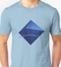Geometric Screaming T-Shirt