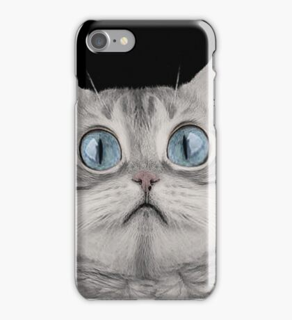 Who...Me??? iPhone Case/Skin