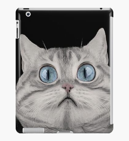 Who...Me??? iPad Case/Skin