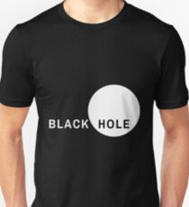 Black Hole for dark products T-Shirt