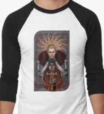Commander Tarot Men's Baseball ¾ T-Shirt
