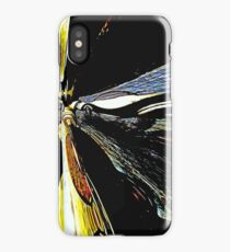 We're Venting Plasma Here iPhone Case/Skin