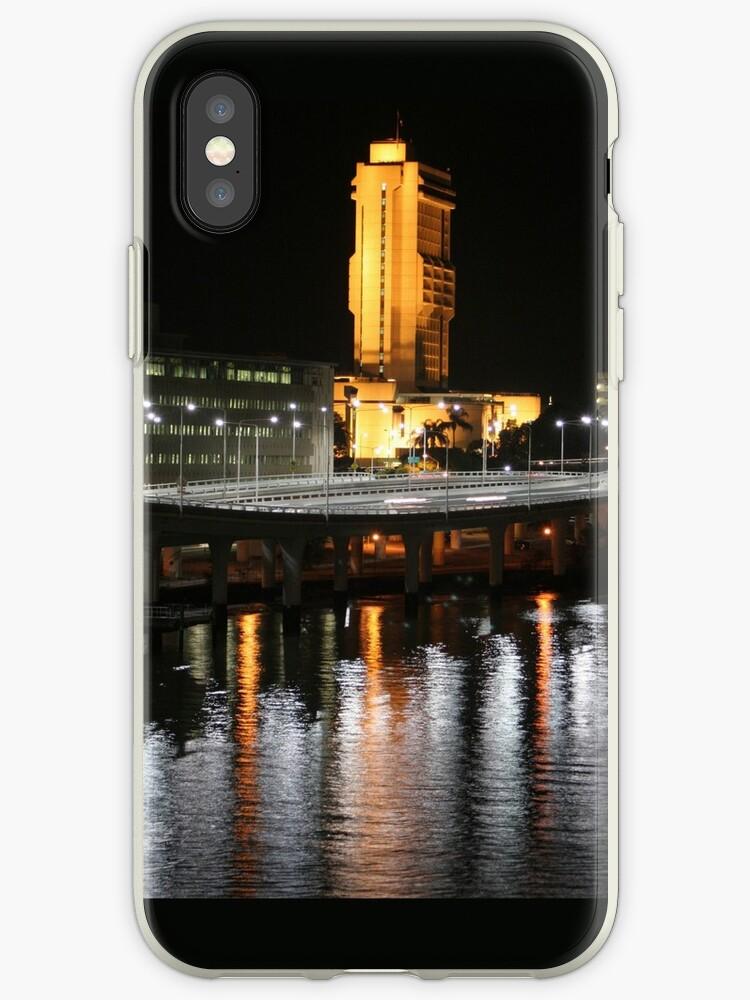 Brisbane River Reflections by STHogan