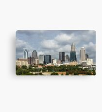Charlotte Mid Morning Canvas Print