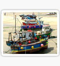 Boats Sticker