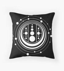 Crop_Circle_6 Throw Pillow