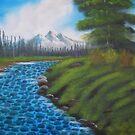 River Rocks by Troy Brown
