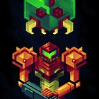 Metroid by etall