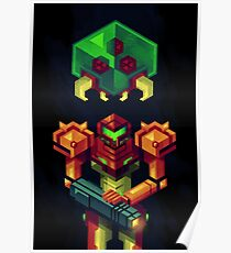 Metroid Poster