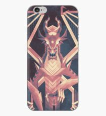 Luminescent Dragon iPhone Case