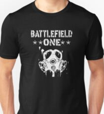 Battlefield one Gas Mask T-Shirt