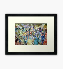 the Spirit of Country Framed Print