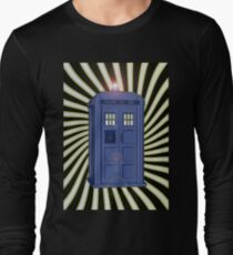 TARDIS CLASSIC VORTEX 1 T-Shirt