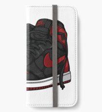 "Air Jordan 1 ""BRED"" iPhone Wallet/Case/Skin"