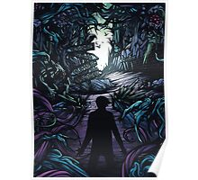 Album: Posters | Redbubble A Day To Remember Homesick Album Cover