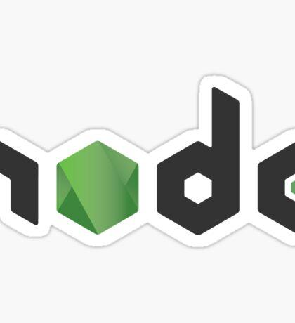 Node.js Sticker