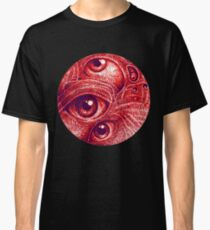 Third eye in a perfect circle.  Classic T-Shirt