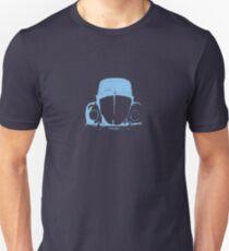 VW Beetle -  Light Blue - VDUBU personalised T-Shirt
