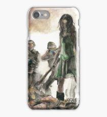 My Turn iPhone Case/Skin