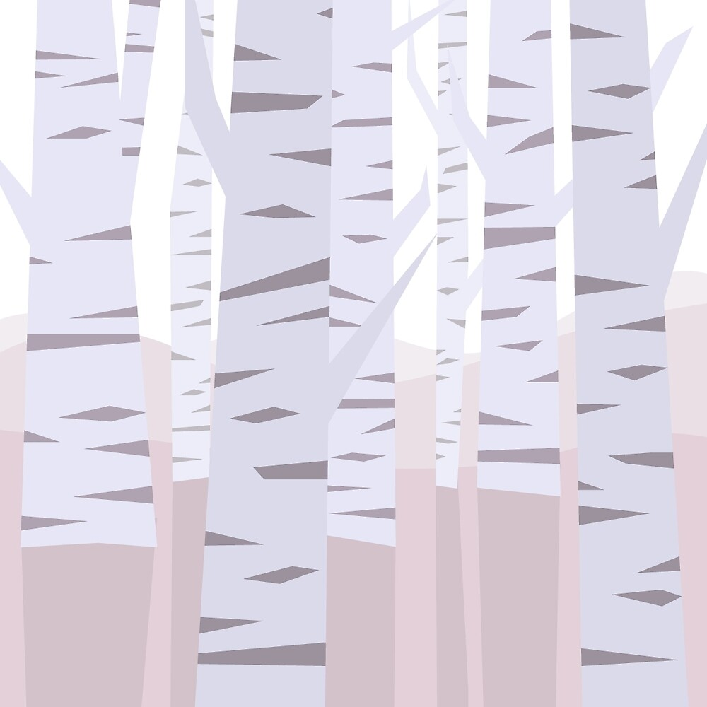 Trees by jbott