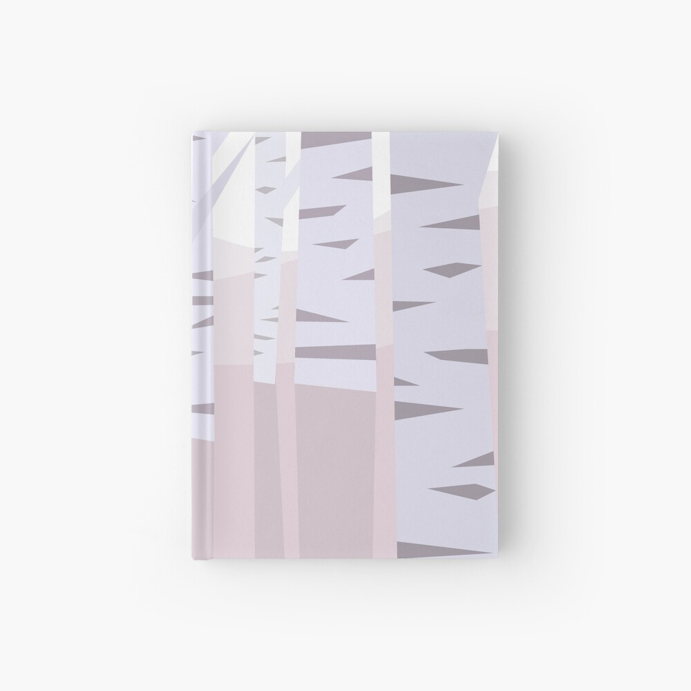 Trees Hardcover Journal